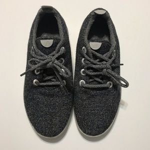 Women's allbird wool runners size 8 gray